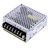 New Switch Power Supply Double output 5V4A 12V1A 35W 99x97x36mm for Mean Well MW MeanWell NED-35A
