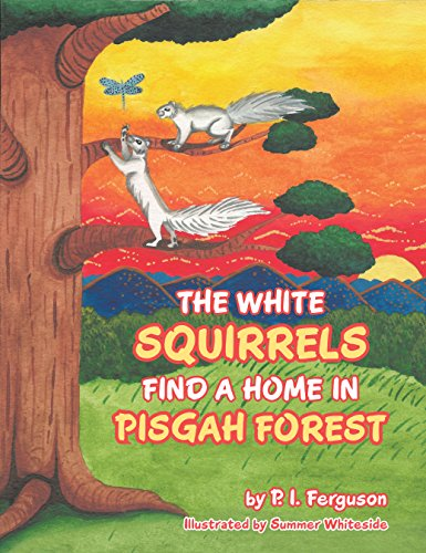 The White Squirrels Find a Home in Pisgah Forest Home Squirrel