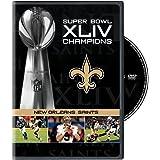 NFL Super Bowl XLIV: New Orleans Saints Champions