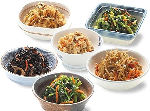調理済「乾燥惣菜」6品詰め合わせ
