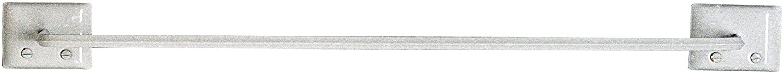 48120 12-Inch White Steel Towel Bar Quantity 1