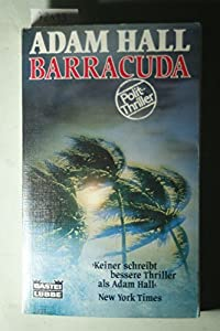 Paperback Barracuda. Polit- Thriller. Book