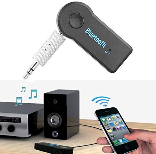 Bluetooth Receiver Car Kit Portable Wireless Audio Adapter 3.5mm Stereo for Home Audio Music Streaming Sound System - Australia Optical Frames