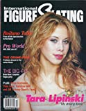 International Figure Skating Magazine April 2002 Volume 8 Issue 1 (Ice Skating Magazine, Tara Lipinski on Cover, Boitano, Orser, Gordeeva, Sato,witt, Dean)