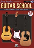 Jerry Snyder's Guitar School, Method Book 1, Jerry Snyder, 0882849018