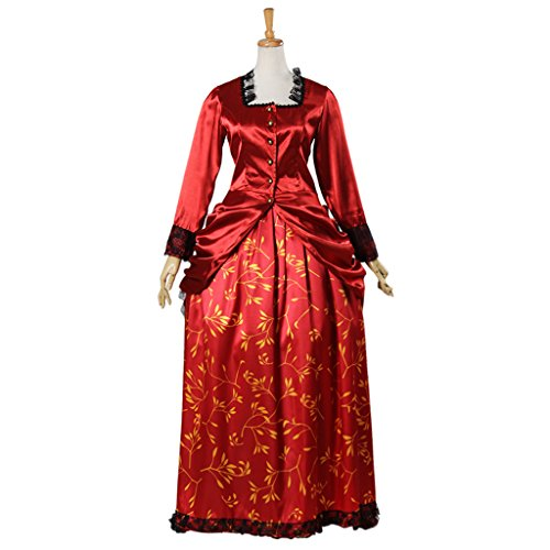 Renaissance Ideas Costume Faire (CosplayDiy Women's Medieval Gowns Victorian Dress Costume)