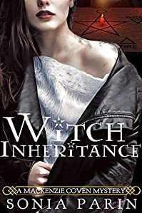 Witch Inheritance by Sonia Parin ebook deal