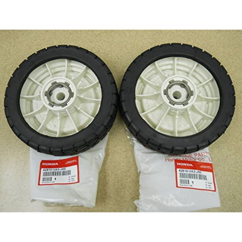 Rear Honda Wheel (NEW Set Of Rear HONDA Wheels HR214 HR215 HRA215 HRA214 42810-VA3-J00)