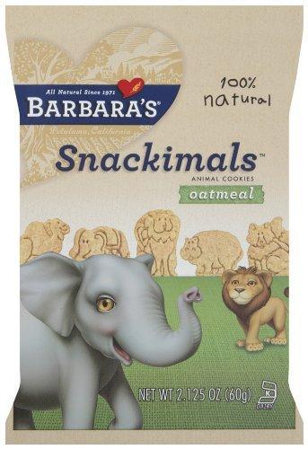 Barbara's Bakery Snackimals Animal Cookies