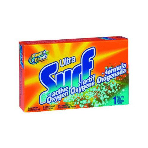 Powder Laundry Detergent Coin - Surf VEN 2979814 1.8 oz. Vending Machines Powder Detergent Packets (100-Pack)