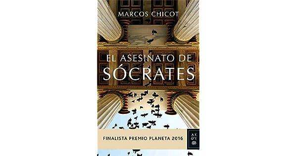 Amazon.com: El Asesinato de Sócrates (Finalista Premio ...