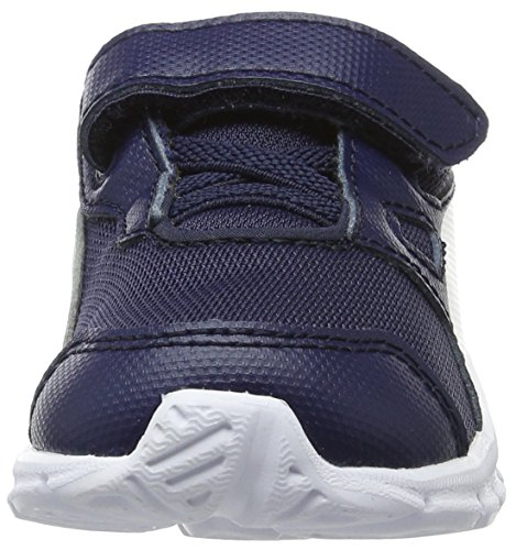 Puma Flexracer V Inf, Zapatillas Unisex Niños Azul (Peacoat-gray Violet 09)