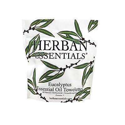 Herban Essentials Mini Eucalyptus Towelettes