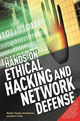 Hands-On Ethical Hacking and Network Defense pdf