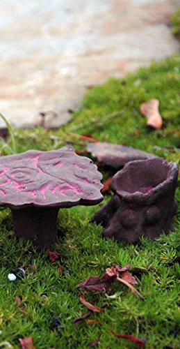 Mini Meuble Fée Ensemble de jardin - Salon de jardin ...
