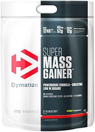 Dymatize Super Mass Gainer - 5,23 kg Chocolate