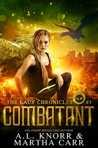 (Combatant: The Revelations of Oriceran (The Kacy Chronicles Book 3))