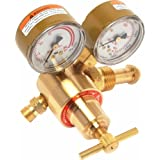 Forney 87071 Acetylene Regulator, Light Duty, Victor Style