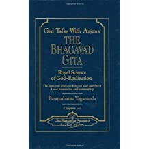 God Talks with Arjuna: The Bhagavad Gita (2 vol's) 2nd edition by Yogananda, Paramahansa published by Self-Realization Fellowship Hardcover