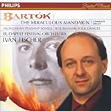 Bart?3k: The Miraculous Mandarin / Hungarian Peasant Dances / Romanian Folk Songs (1998-02-18)