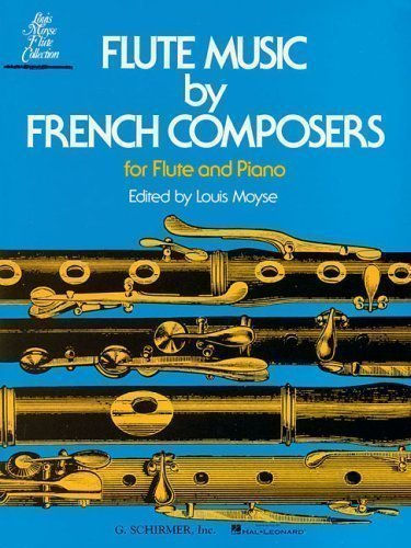 Flute Music French Composers - Flute Music by French Composers by Various [01 July 2002]