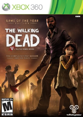 The Walking Dead Game of the Year - Xbox 360 (Walking Dead Survival Instinct Xbox 360 Review)