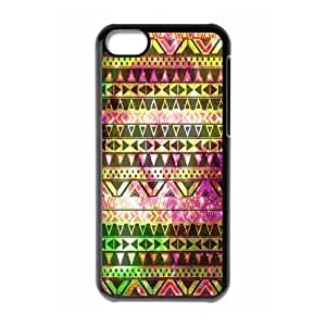 LJF phone case C-EUR Print Aztec Tribal Pattern Hard Case for iphone 6 4.7 inch