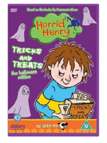 Horrid Henry - Tricks And Treats - Halloween Special [DVD] -