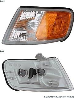 Femitu 1994-1995-1996-1997 Honda Accord Corner Park Light Turn Signal Marker