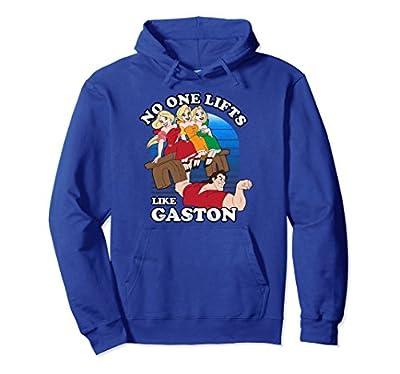Disney Beauty And The Beast Lifts Like Gaston Hoodie