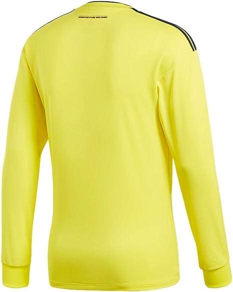 adidas Colombia Home - Camiseta de Manga Larga: Amazon.es: Deportes y aire libre