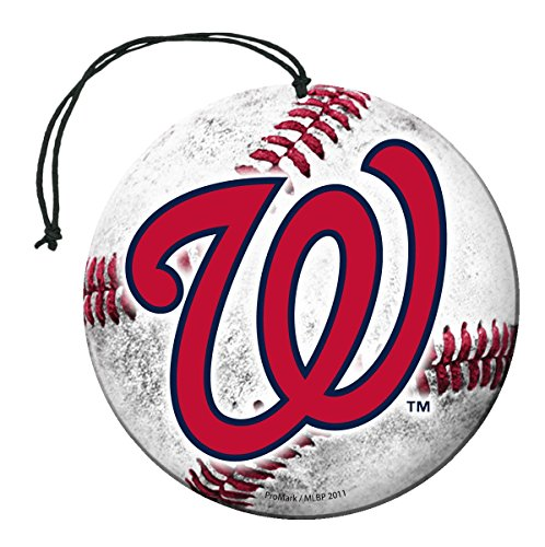 MLB Washington Nationals Auto Air Freshener, 3-Pack