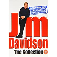 Jim Davidson - In Your Face / Red White And Very Blue / Silver Jubilee