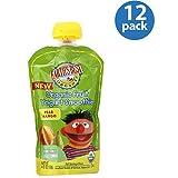 Earth's Best Organic Pear Mango Yogurt Smoothie, 4.2 oz (Pack of 12)
