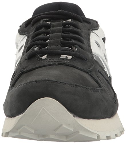 Saucony Originelen Heren Shadow O School Spirit Fashion Sneaker Zwart / Grijs