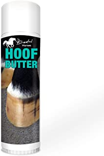 product image for The Blissful Horses Hoof Butter All Natural Support for Your Horse's Hooves, 0.50-Ounce