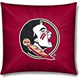 The Northwest Company NCAA Florida State Seminoles Official 15'' Toss Pillow