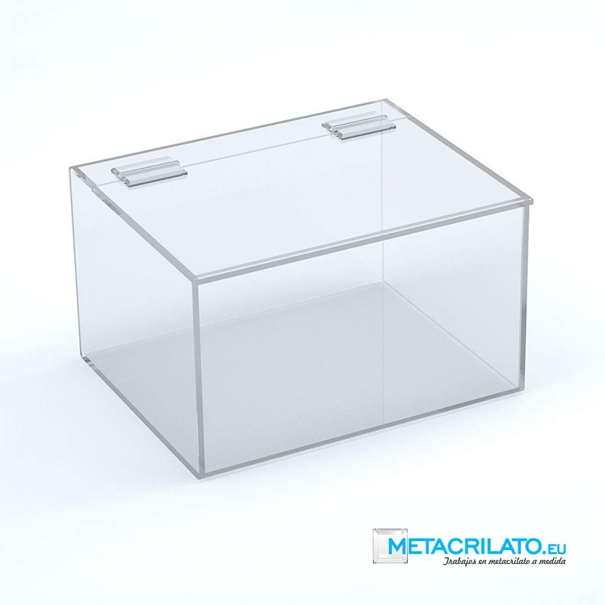 METACRILATO.EU Caramelera Beta 25 x 20 x 15 cm: Amazon.es: Oficina y papelería