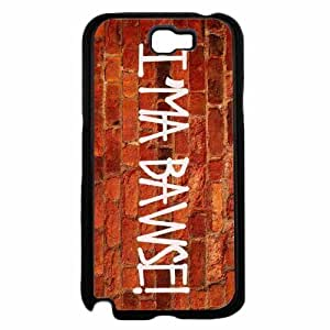I'ma Bawse - Hard SILICONE Phone Case Back For Case Ipod Touch 4 Cover