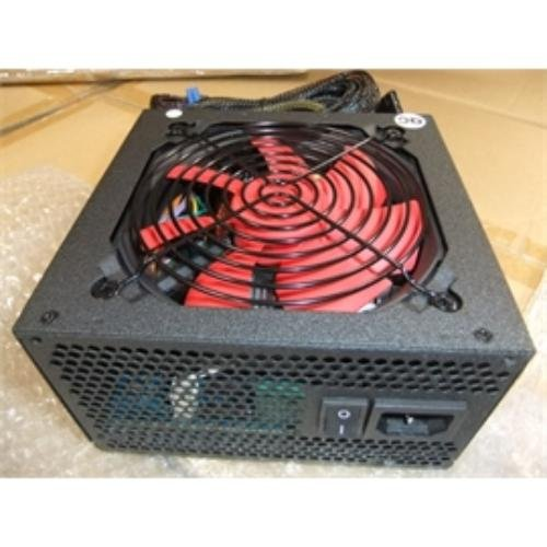 Epower Technology 103824 Epower Power Supply Ep-600pm 600w Atx12v 2.3 Single 120mm Cooling Fan Bare by EPower Technology