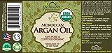 US Organic Moroccan Argan Oil, USDA Certified