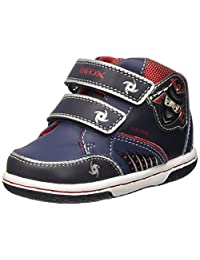 Geox Kid's B Flick B. D Lighted Casual Sport Sneakers