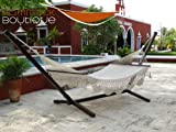 Hammock Stand Frame Base Hanger Wood and Metal - Also see Hammock frame COMBO