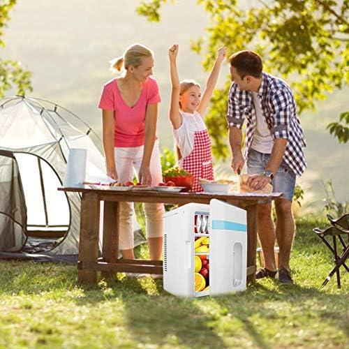 Boot und Camping zum Warmhalten und K/ühlen Onlyonehere 10L Mini-K/ühlschrank Thermobox f/ür Auto Thermo-Elektrische K/ühlbox