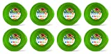 Preserve Everyday 16 Ounce Bowls, Set of 32, Apple Green