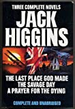Three Complete Novels, Jack Higgins, 0399139923
