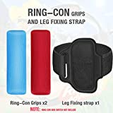 GALGO Ring-Con Grips and Leg Fixing Strap for