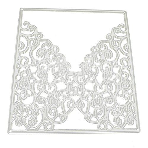 Flower Die Cut,iHPH7 Hearts Metal Cutting Dies Stencils DIY Scrapbooking Album Paper Card Making 744