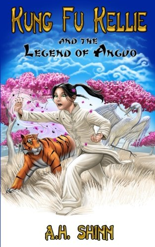 Kung Fu Kellie and the Legend of Anguo (Volume 1) by Tigerpaw Publishing (Image #1)