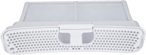 Taschensieb Filter Flusensieb für Bosch WTE84301TR16 Staubflocken Fussel Filter
